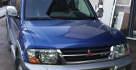 Veicoli - Mitsubishi Pajero | Severini & C.